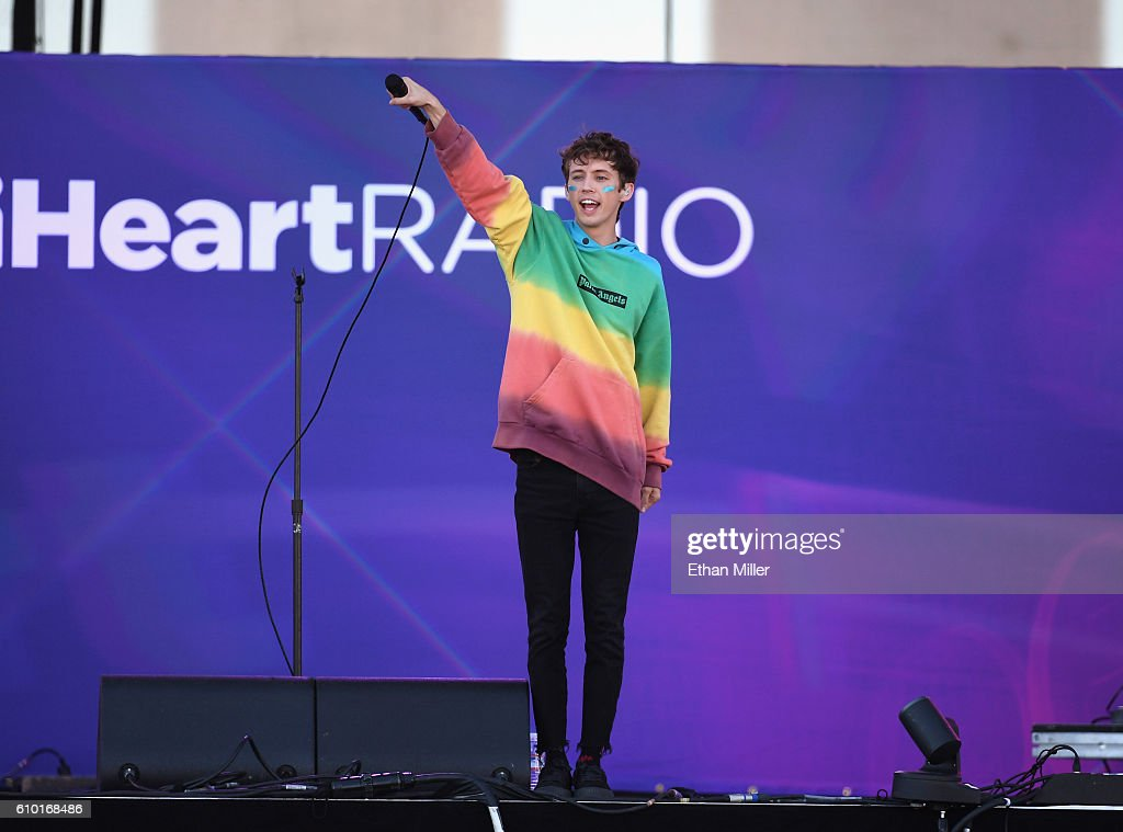 2016 Daytime Village At The iHeartRadio Music Festival On September 24, 2016 : News Photo