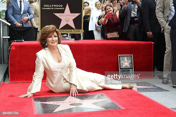 Recording artist/actress Angelica Maria Honored With Star On The Hollywood Walk of Fame on May 25 2016 in Hollywood California