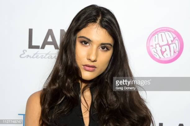 Recording Artist/Actress Jennalyn Ponraj attends the 8th Annual LANY Mixer at Pearl's on February 26 2019 in West Hollywood California