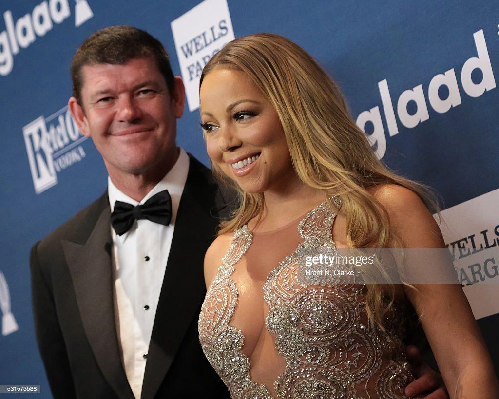 27th Annual GLAAD Media Awards : News Photo