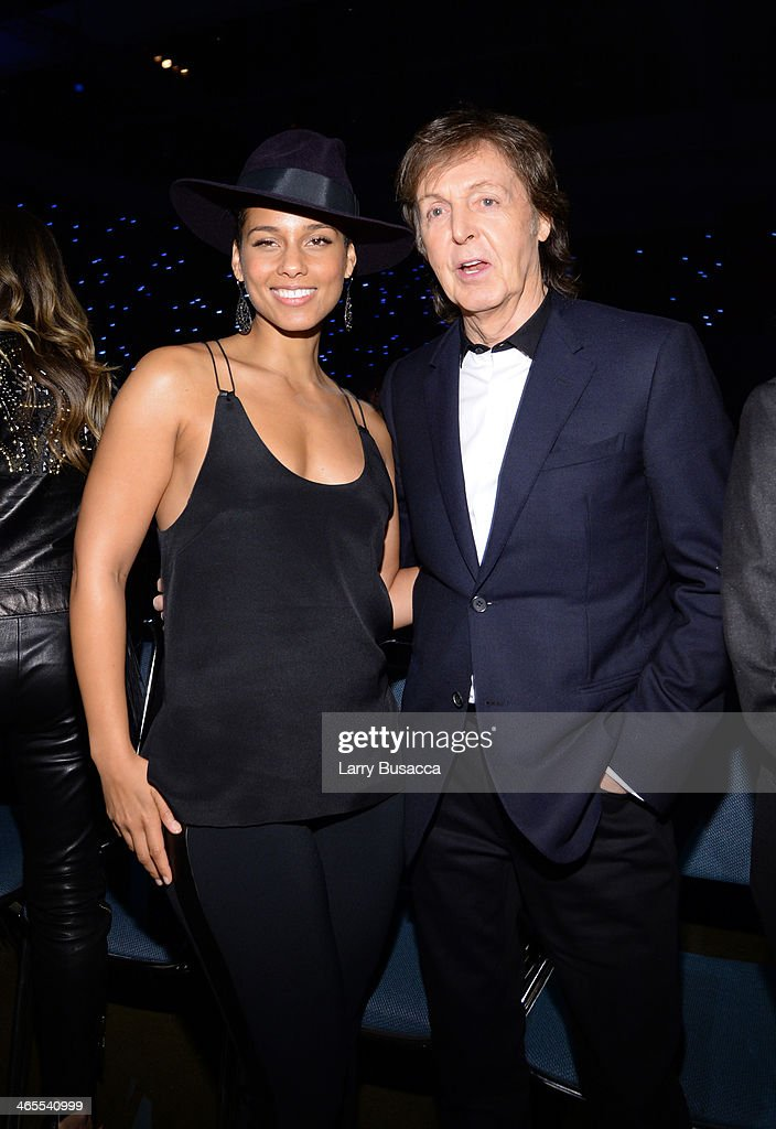 Paul Mccartney Wife 2014
