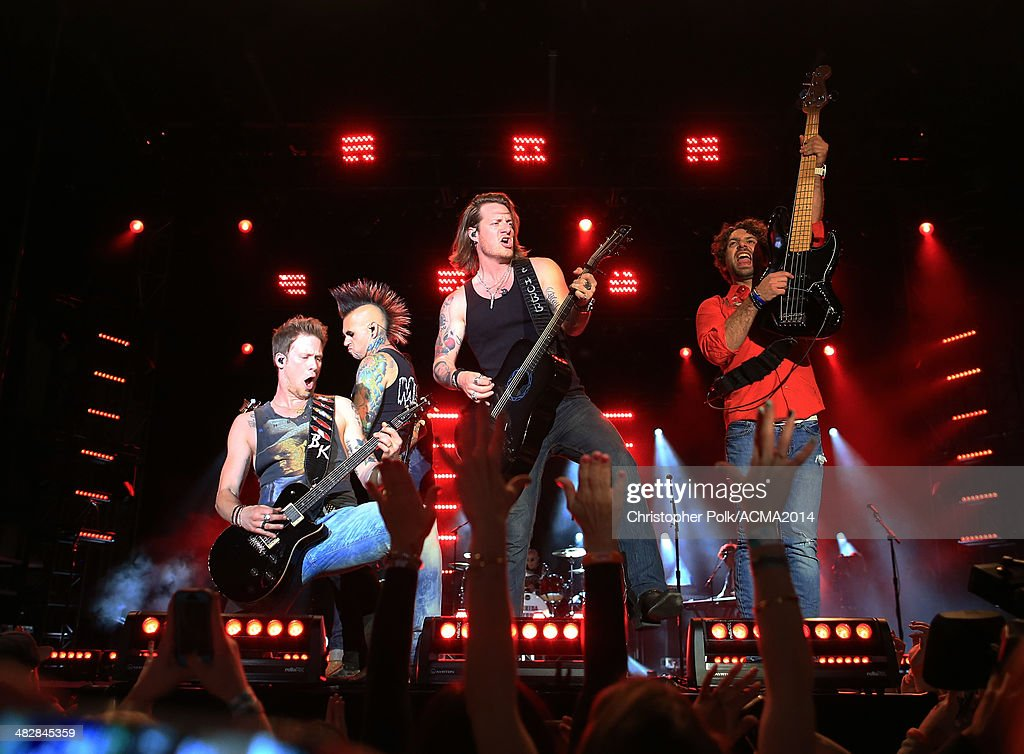 ACM Party For A Cause Festival - Day 1 : News Photo
