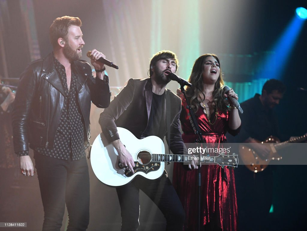 """Lady Antebellum Launches """"Our Kind Of Vegas"""" Residency : News Photo"""