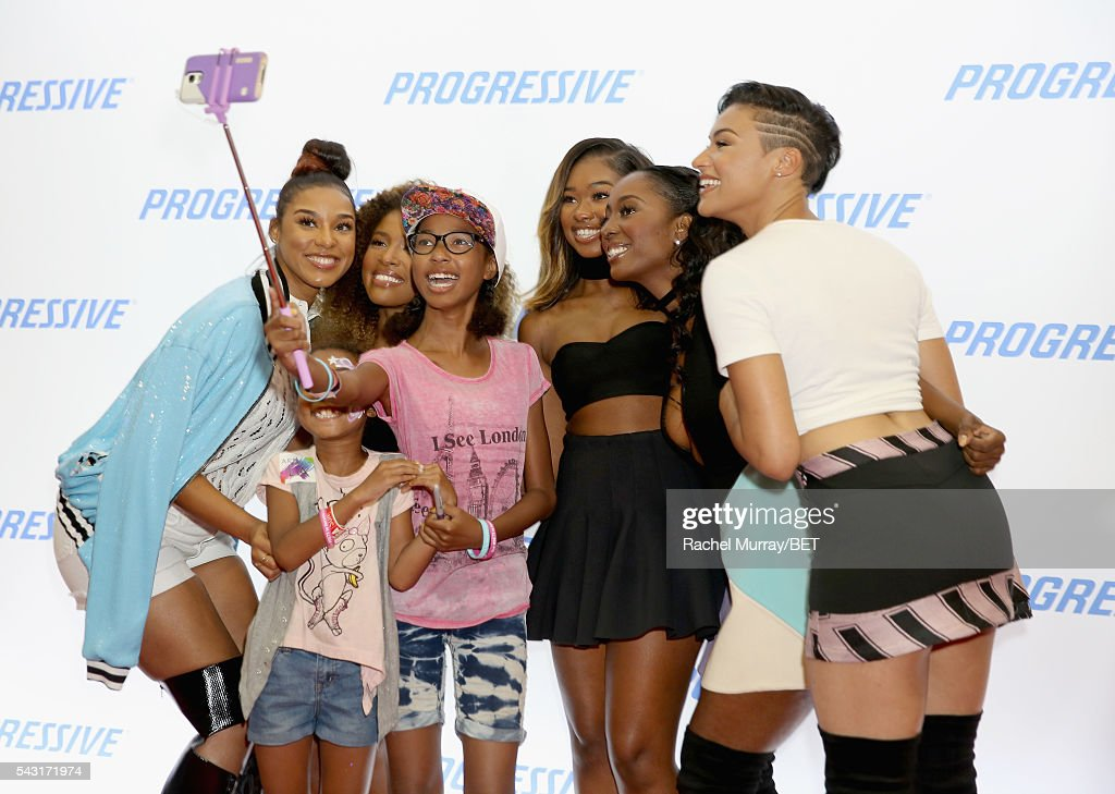 CA: 2016 BET Experience - Fashion & Beauty @ BETX sponsored by Progressive Celebrity