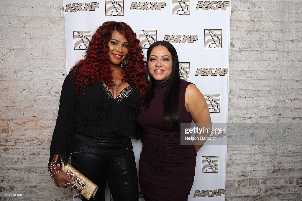 ASCAP Women Behind the Music Honors Salt-N-Pepa : News Photo