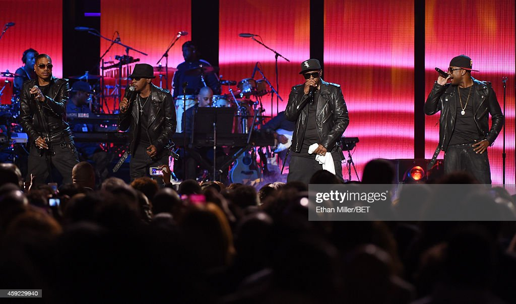 Centric Presents: The 2014 Soul Train Awards - Show : News Photo