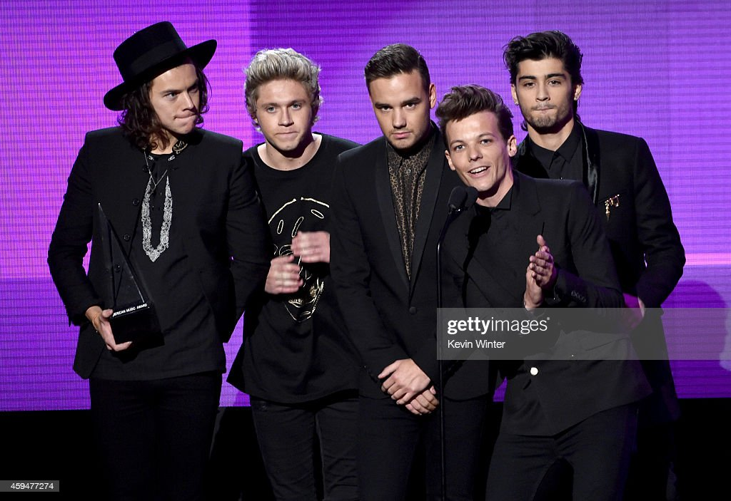 2014 American Music Awards - Show : News Photo