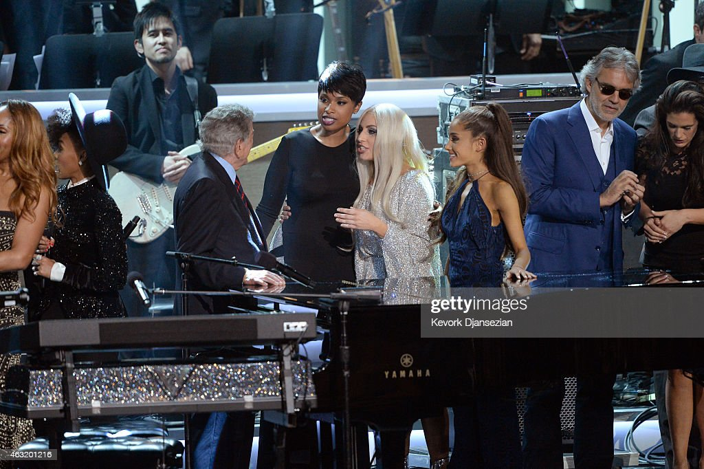 Stevie Wonder: Songs In The Key Of Life - An All-Star GRAMMY Salute - Show : News Photo