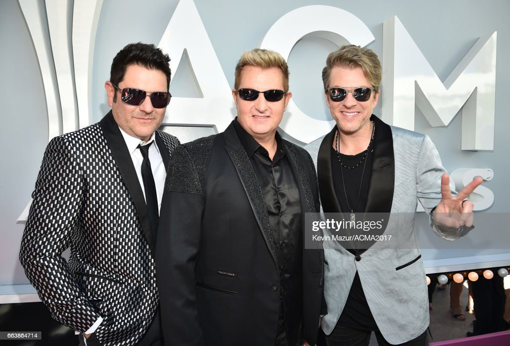 52nd Academy Of Country Music Awards - Red Carpet