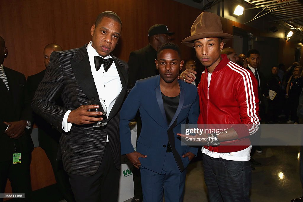 56th GRAMMY Awards - Backstage And Audience : News Photo