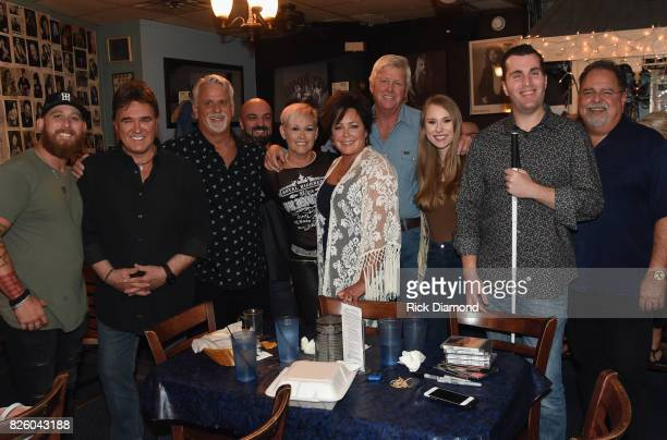 Recording Artists Jesse Keith Whitley TG Sheppard Marty Morgan Lorrie Morgan Kelly Lang Randy White Alyssa Trahan JP Williams and Manager Tony Conway...