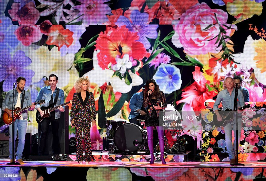 52nd Academy Of Country Music Awards - Show : News Photo