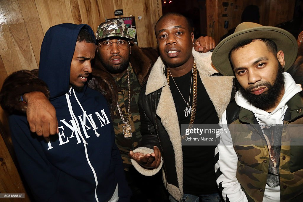 Lil Reese In Concert : News Photo