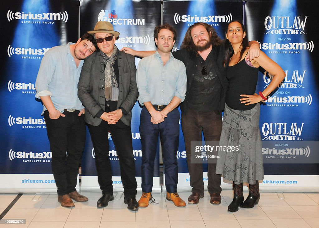 The New Basement Tapes Perform On SiriusXM