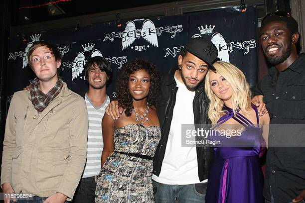 Gym Class Heroes Album Release Party Celebrating Their New Album The