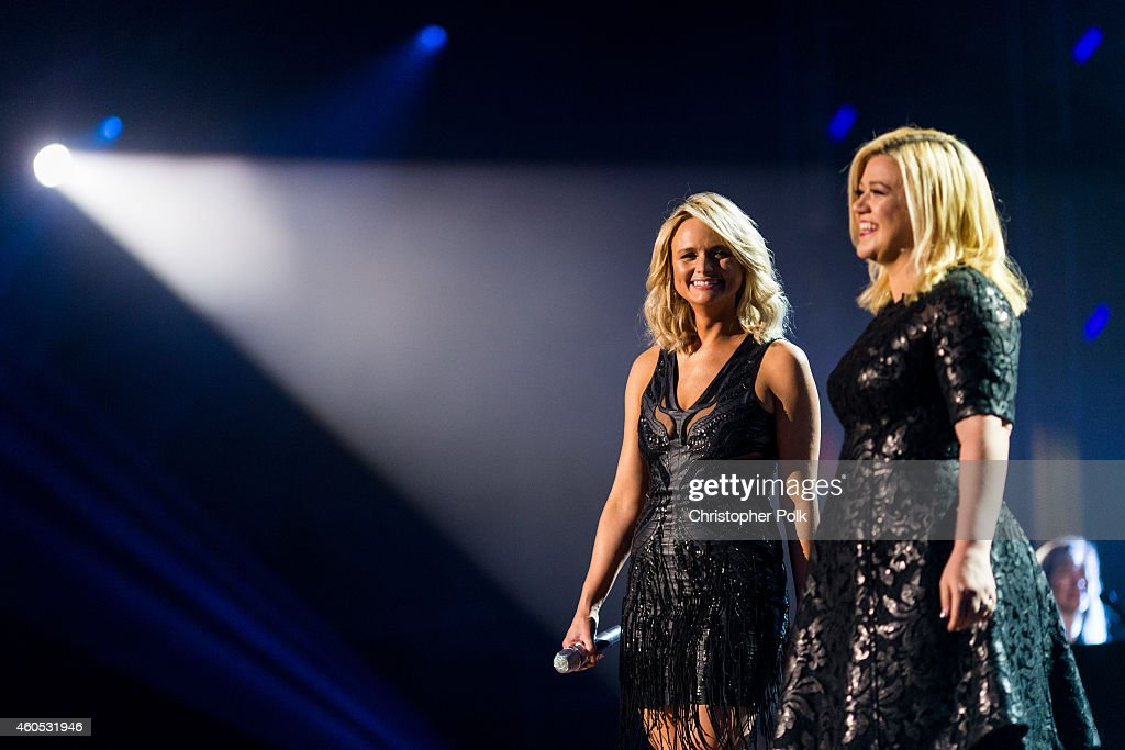 2014 American Country Countdown Awards - Roaming Show : News Photo
