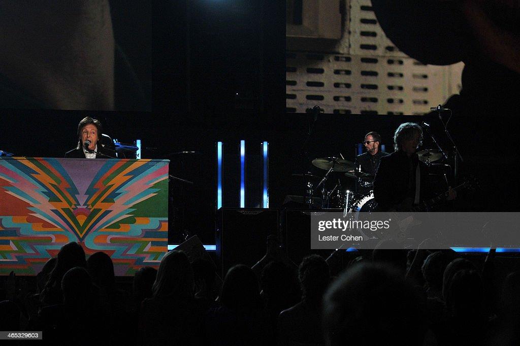 56th GRAMMY Awards - Show : News Photo