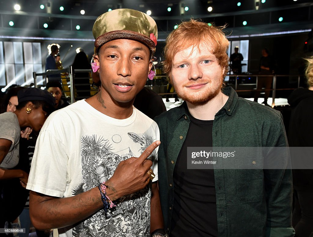 The 57th Annual GRAMMY Awards - Rehearsals - Day 2 : News Photo