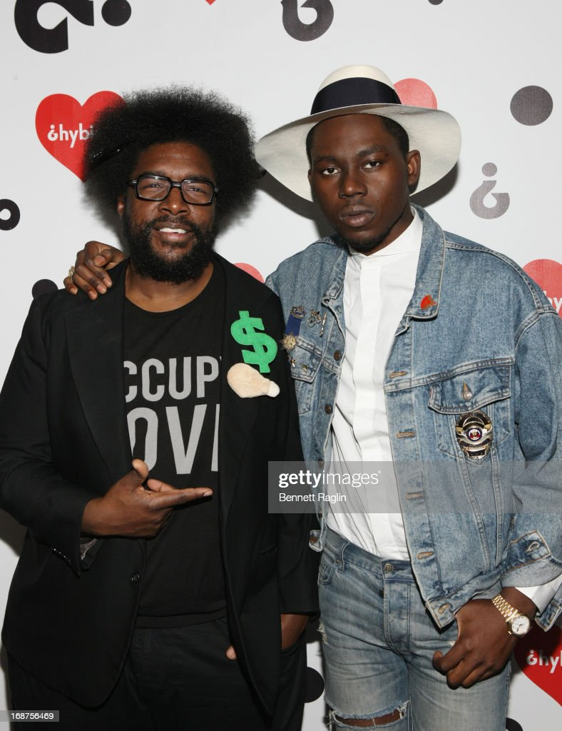 Questlove And Stephen Starr Present The Opening Night Party For Hybird