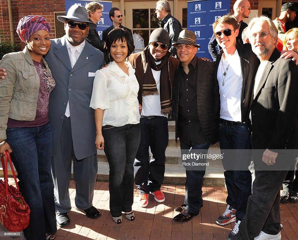 51st Annual GRAMMY Awards - Career Day : News Photo