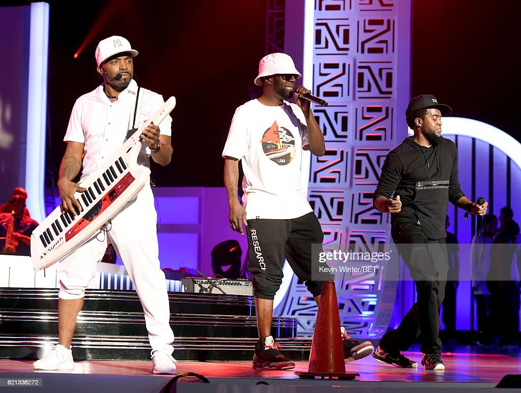 2016 Soul Train Music Awards - Rehearsals