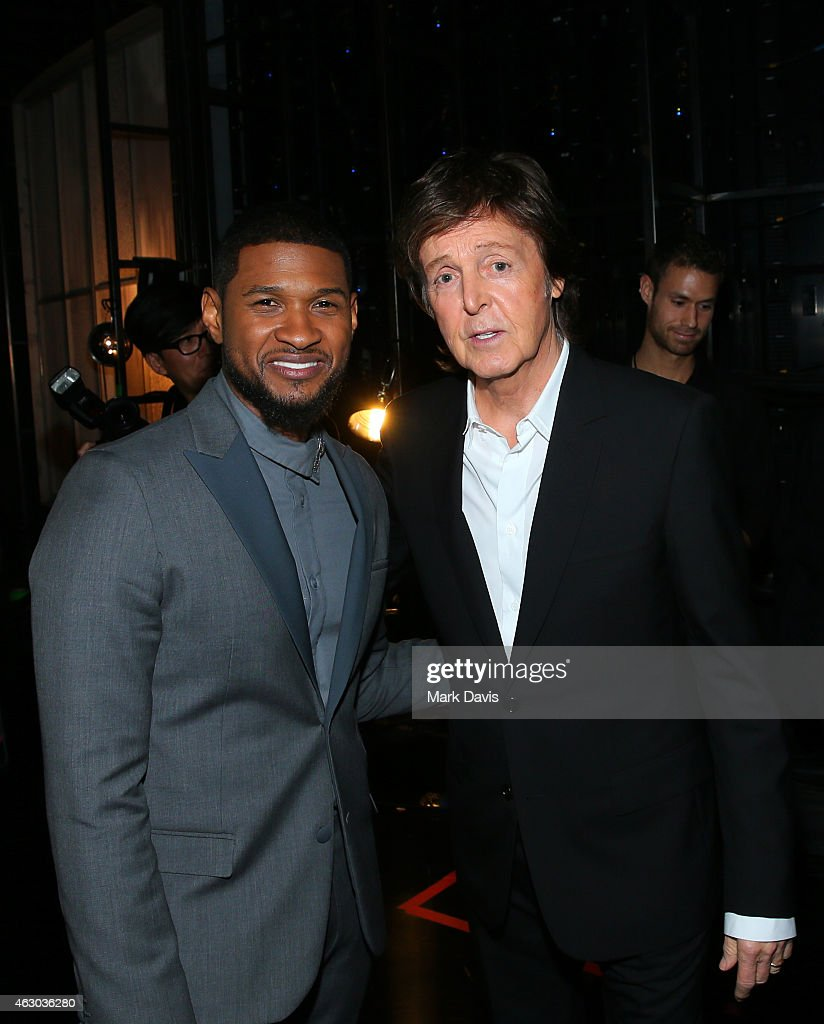 The 57th Annual GRAMMY Awards - Backstage And Audience : News Photo