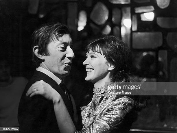 Recording Of The Program Entrez Dans La Confidence At Canaby Street Club Of SaintGermain Des Pres Anna Karina Singing Sous Le Soleil Exactement'...