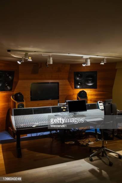 recording studio - recording studio stock pictures, royalty-free photos & images