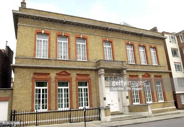 RAK recording studios in St Johns Wood London