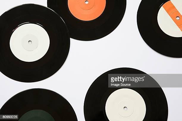 records - vinylplaat stockfoto's en -beelden
