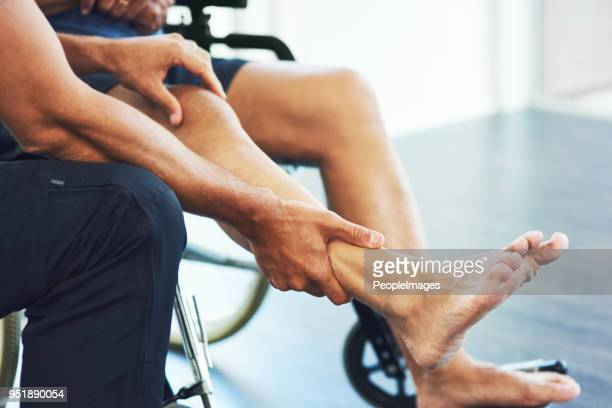 recovery always starts with an assessment - physical therapy stock pictures, royalty-free photos & images