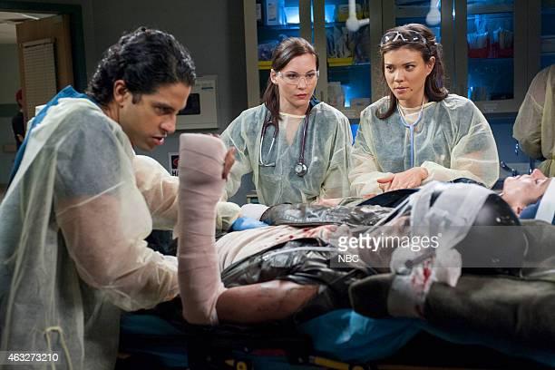 SHIFT Recovery Episode 201 Pictured Adam Rodriguez as Dr Joey Chavez Jill Flint as Jordan Alexander Jeananne Goossen as Krista BellHart