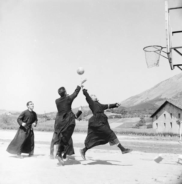 Sports Priests