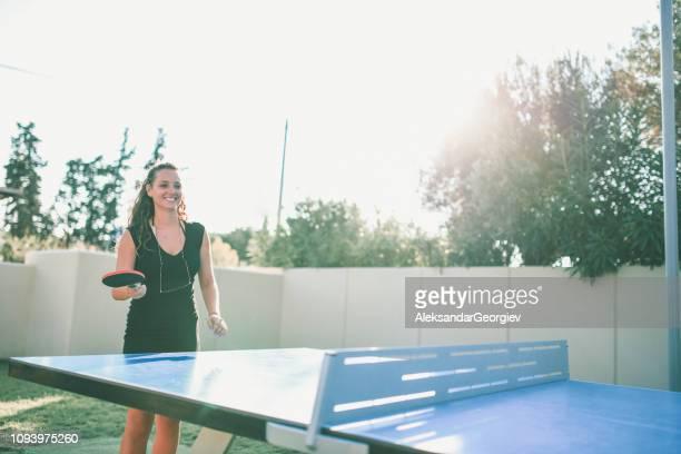 Recreational Table Tennis