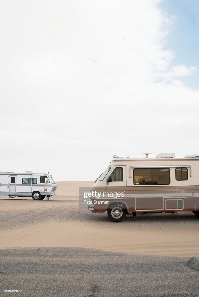 Recreational vehicles : Stock Photo
