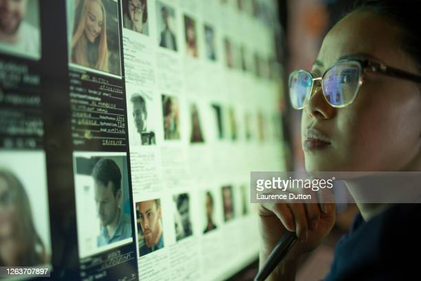 recruitment spy display - privacy stock pictures, royalty-free photos & images