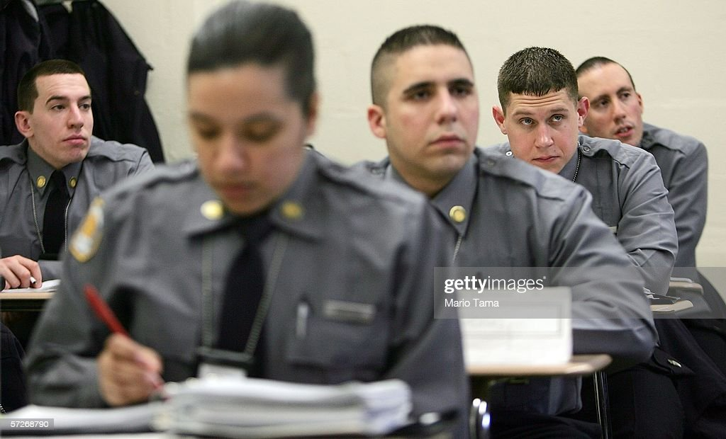 Recruits Train As NYPD Plans Major Expansion : News Photo