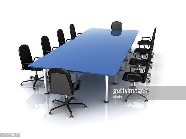 Rectangle Conference Table
