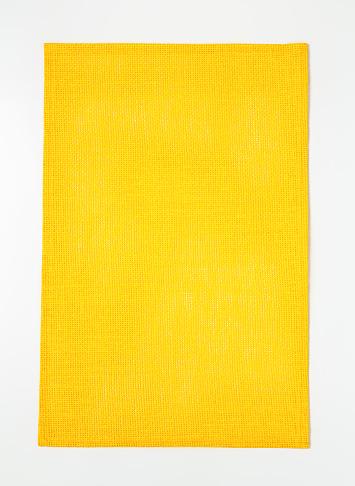 rectangular yellow placemat 521084940