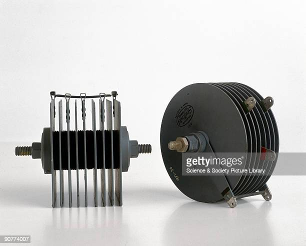 A rectifier is an electrical device that converts an alternating current into a direct current by allowing it to flow in one direction only Stacks of...