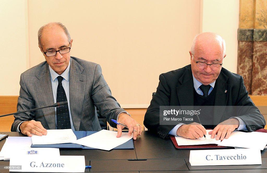 Italian Football Federation And Politecnico University Announce A Partnership