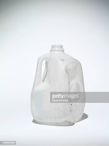 Recyclable Plastic Milk Jug