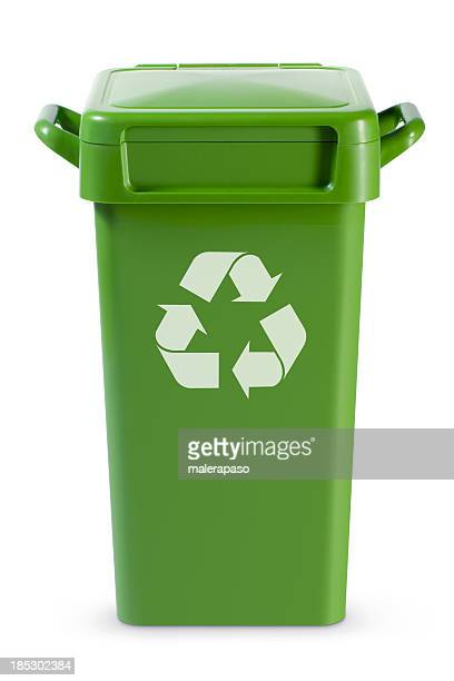 recycle bin - garbage can stock photos and pictures