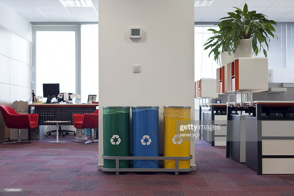 Recycle Can : Stock Photo