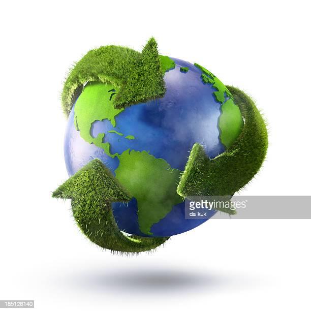 Reciclar de tierra