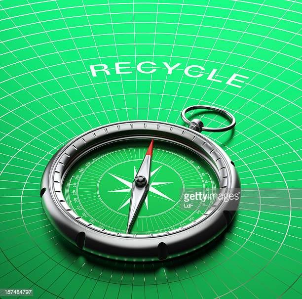 Recycle is the good direction