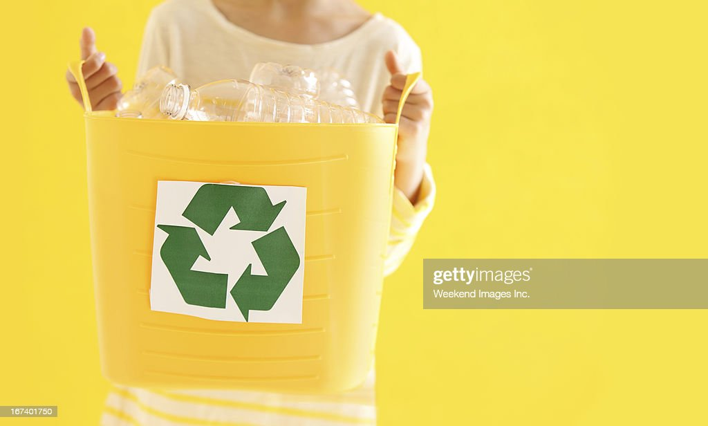 Recycle now : Stock Photo
