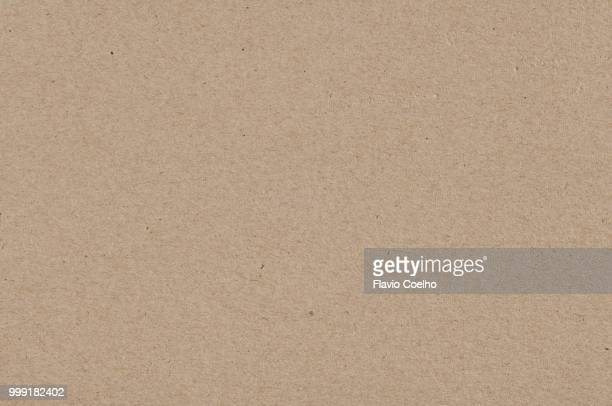 recycled cardboard full frame - carton stock photos and pictures