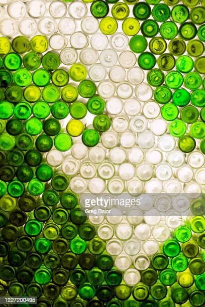 recycling arrow - greg bajor stock pictures, royalty-free photos & images