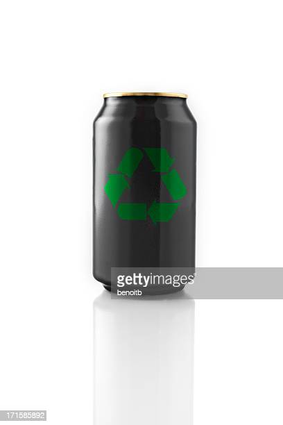 Recycling Black Can